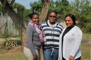 HIV counsellors, Edendale